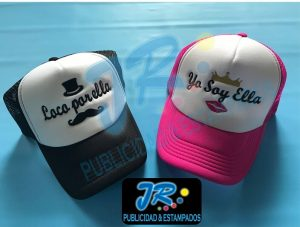 GORRAS BORDADAS 4-8-2017