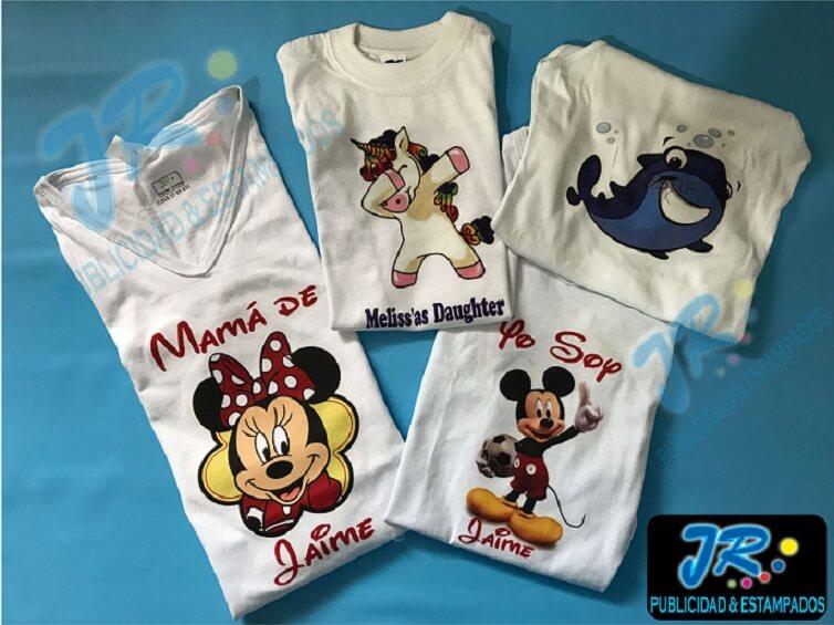 camisetas personalizadas para parejas bucaramanga