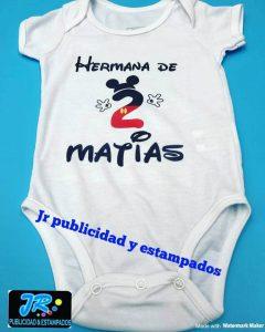mamelucos personalizados para bebe bucaramanga