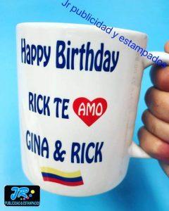 mugs personalizados bucaramanga Santander