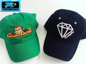 gorras curious george