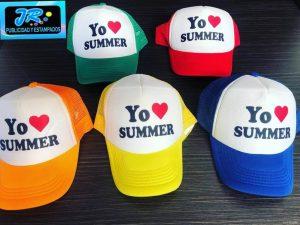 gorras yo summer