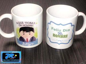mugs feliz dia del hombre