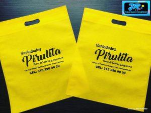 bolsa ecologica variedades pirulita