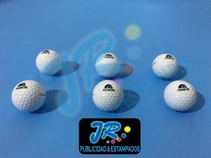 tampografia bolas de golf