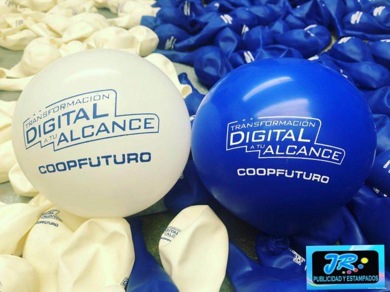 globos transformación digital a tu alcance coopfuturo