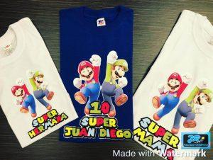 camisetas personalizadas comics super heroes bucaramanga