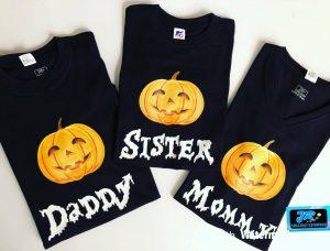 camisetas personalizadas daddy sister mom