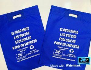 elaboramos las bolsas ecológicas para su empresa