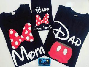 camisetas mickey mouse bucaramanga