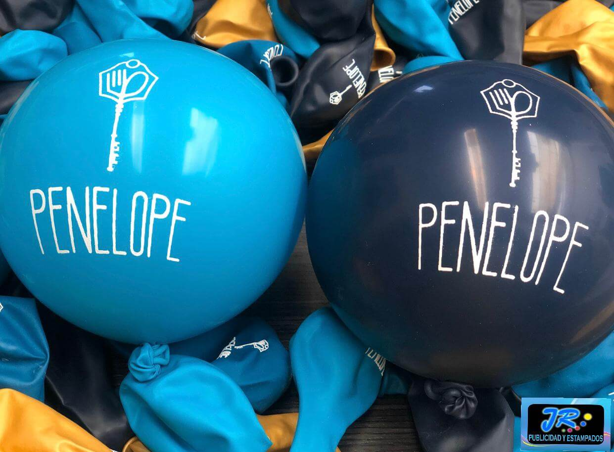 globos personalizados penelope