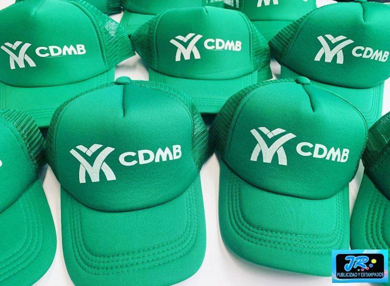 gorras personalizadas cdmb