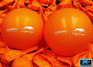 turismo copetran globos personalizados