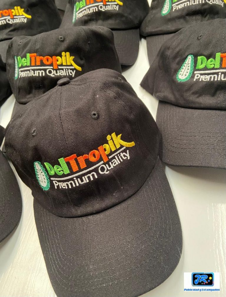 Gorras personalizadas del tropik premium quality