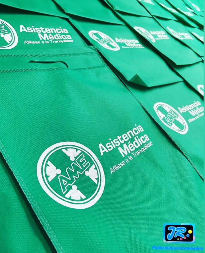 bolsas ecologicas asistencia medica afiliese a la tranquilidad