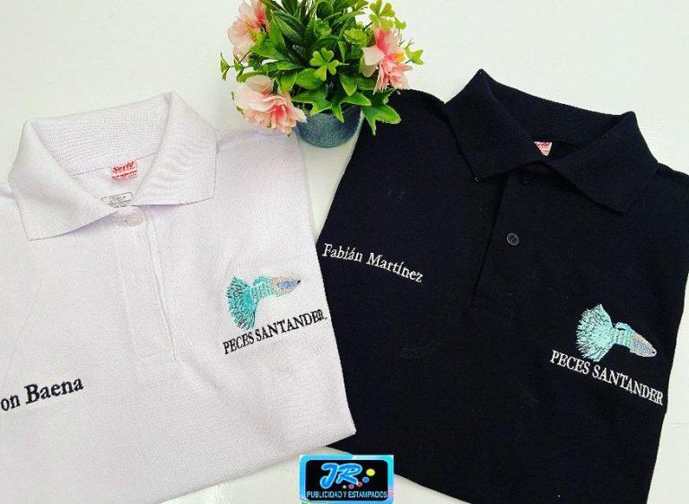 bordados personalizados peces santander