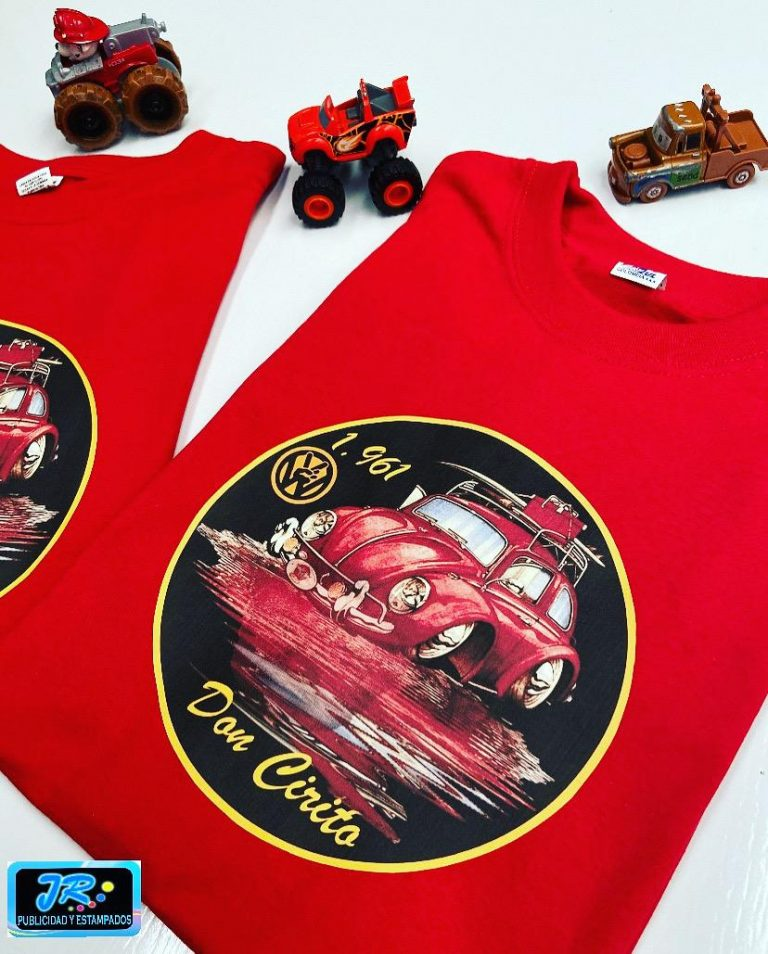camisetas personalizada don cirito