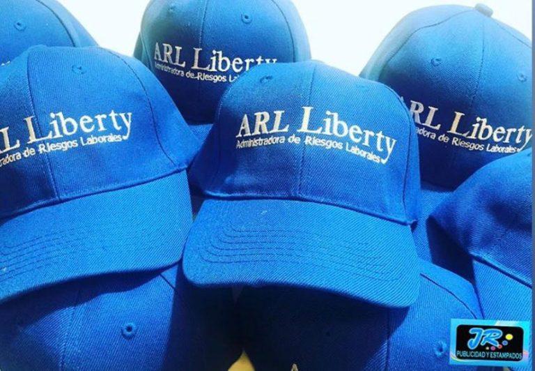 gorras personalizadas arl liberty