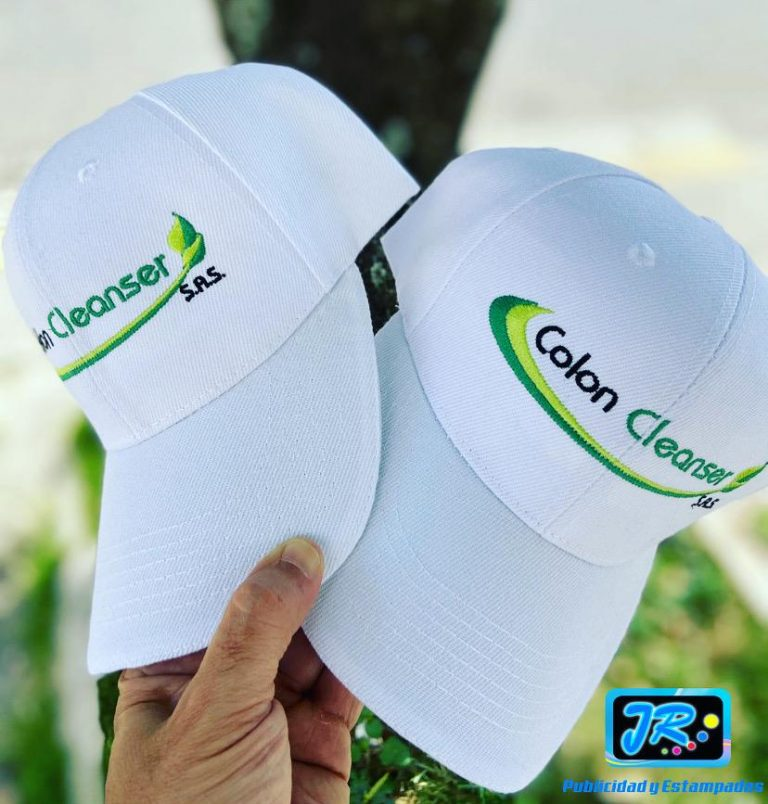 gorras personalizadas colon cleanser sas