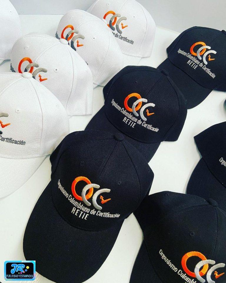 gorras personalizadas organismo colombiano de certificación retie