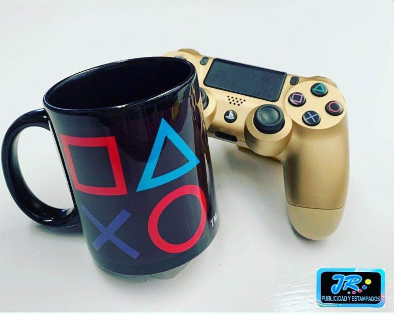mugs personalizado playstation