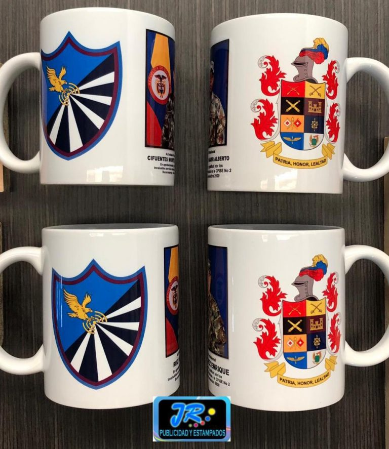 mugs personalizados armada nacional de colombia