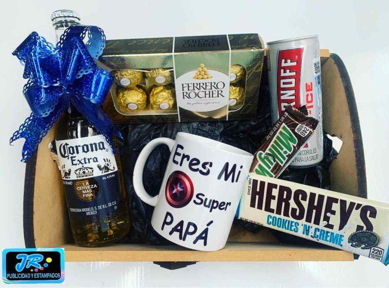 mugs personalizados eres mi super papá