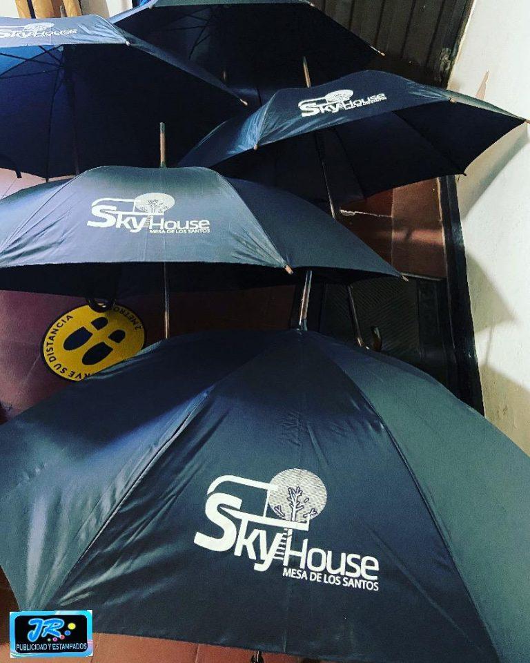 artículos publicitarios sky house