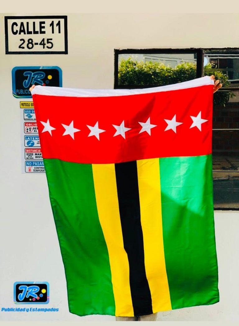 banderas institucionales y nacionales